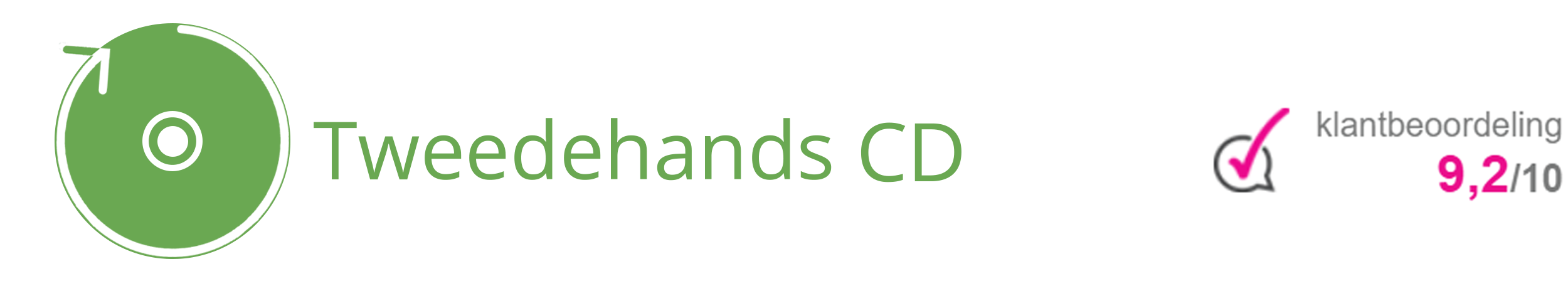 Tweedehands CD logo